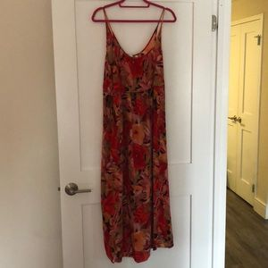 Aritzia Silk Dress